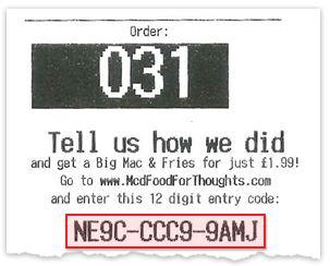 McDonaldsReceipt