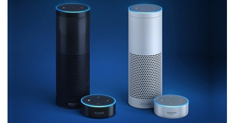 Amazon introduces Amazon Alexa, Echo and the All-New Echo Dot at
